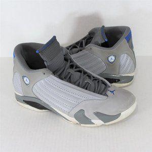 Nike Air Jordan 14 XIV Retro Wolf Grey G537
